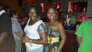 me and sheree