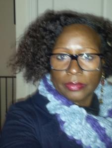 me in glasses