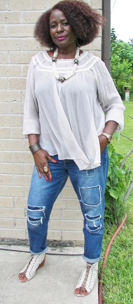 Jeans on sale at Nordstroms