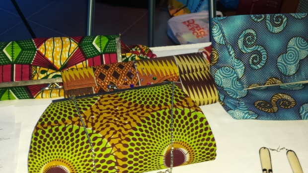 Amazing bags made with African fabrics
