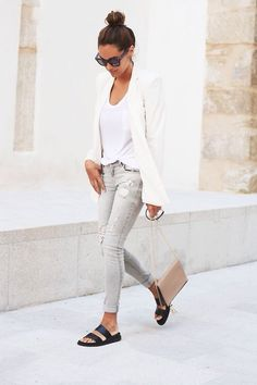 minimal classic with flats